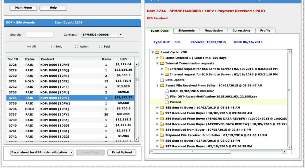 What Vendors Should Know About TLS Contracts, And How Odyssey's KOP Module Can help